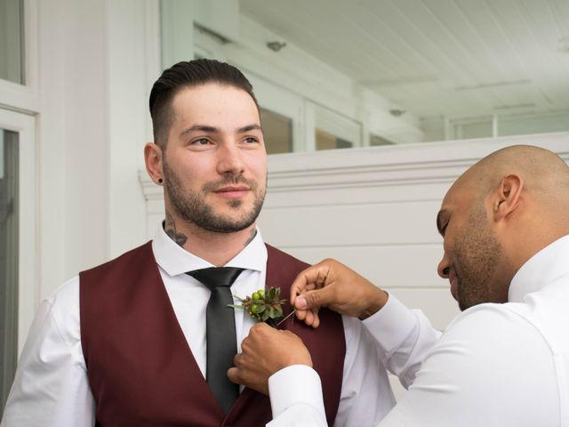 Jason and Jenelle's wedding in Sooke, British Columbia 8