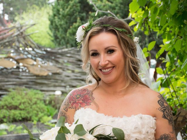 Jason and Jenelle's wedding in Sooke, British Columbia 11