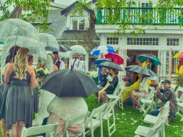 Jason and Jenelle's wedding in Sooke, British Columbia 13