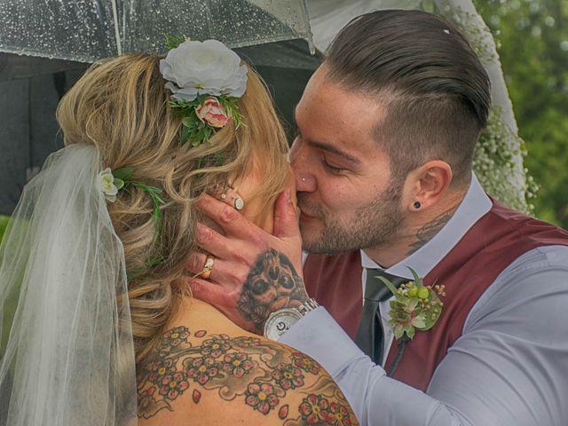 Jason and Jenelle's wedding in Sooke, British Columbia 14