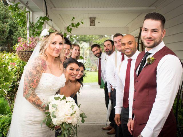 Jason and Jenelle's wedding in Sooke, British Columbia 15