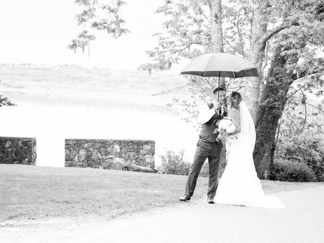 Jason and Jenelle's wedding in Sooke, British Columbia 21