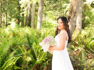 The wedding of Liz and Gary 1