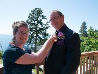 The wedding of Liz and Gary 2