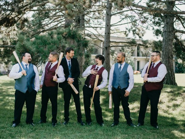 Craig and Jaime's wedding in Brantford, Ontario 12