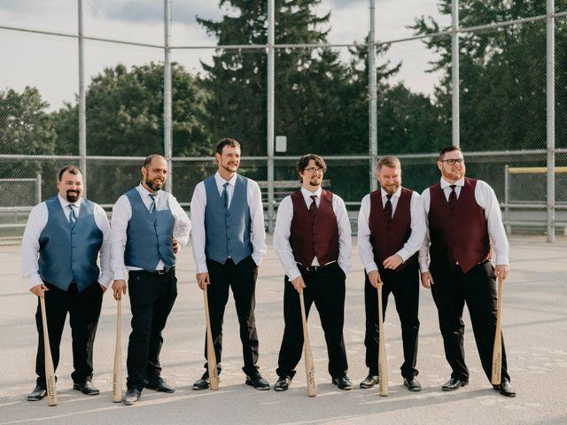 Craig and Jaime's wedding in Brantford, Ontario 56