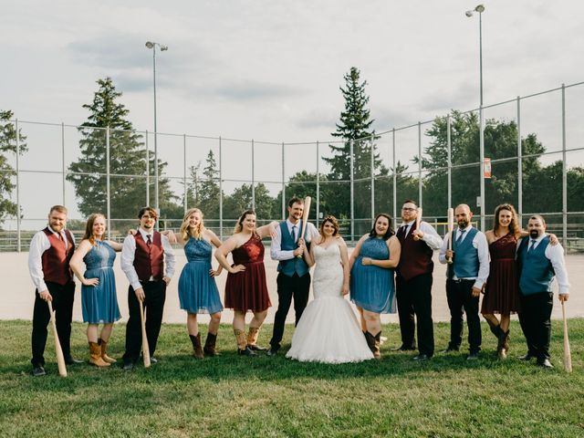 Craig and Jaime's wedding in Brantford, Ontario 58