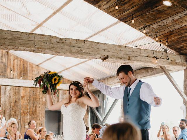 Craig and Jaime's wedding in Brantford, Ontario 76