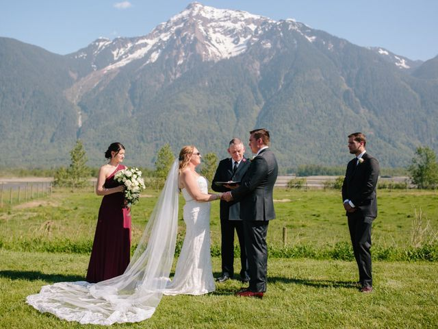 The wedding of Bryan and Tiffany