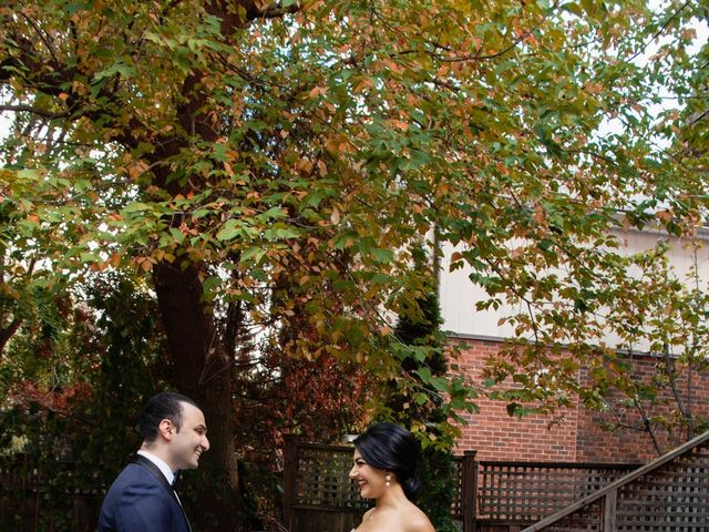 Pouya and Parnian's wedding in Toronto, Ontario 32