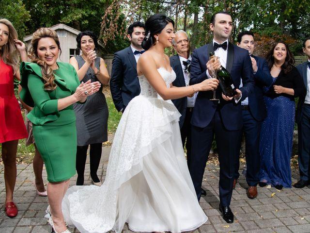Pouya and Parnian's wedding in Toronto, Ontario 34