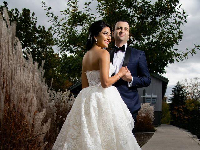Pouya and Parnian's wedding in Toronto, Ontario 40