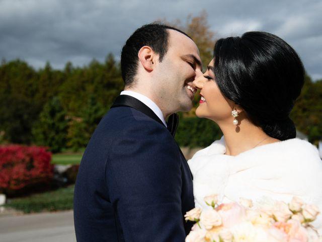 Pouya and Parnian's wedding in Toronto, Ontario 66