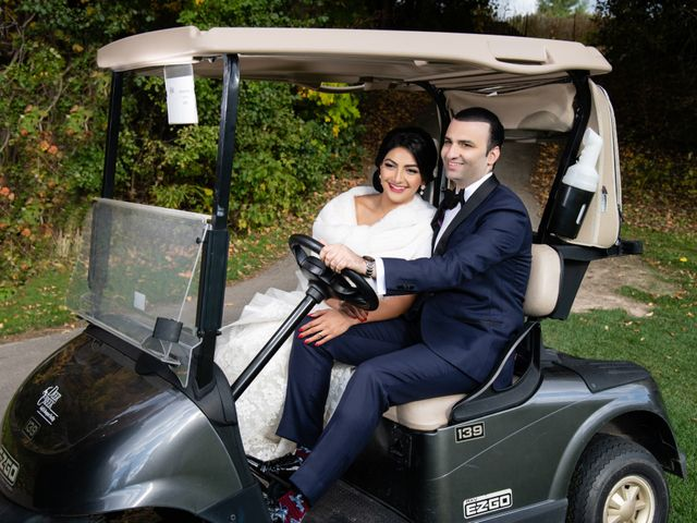Pouya and Parnian's wedding in Toronto, Ontario 78