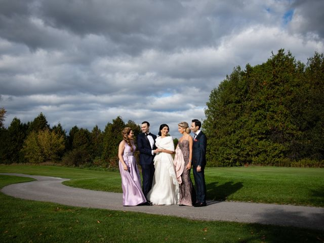 Pouya and Parnian's wedding in Toronto, Ontario 80