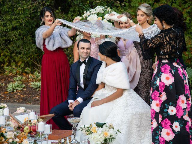 Pouya and Parnian's wedding in Toronto, Ontario 1