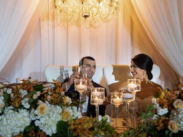 Pouya and Parnian's wedding in Toronto, Ontario 2