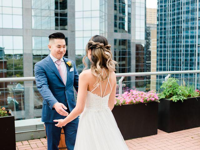 Charlie and Anita's wedding in Calgary, Alberta 9