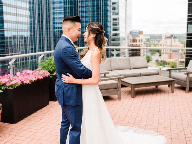 Charlie and Anita's wedding in Calgary, Alberta 10