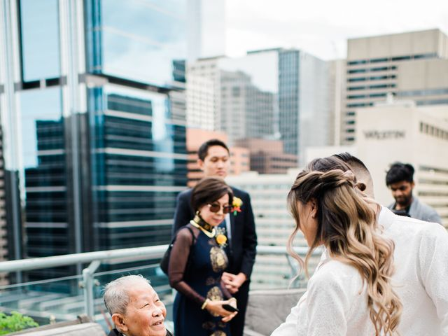 Charlie and Anita's wedding in Calgary, Alberta 17