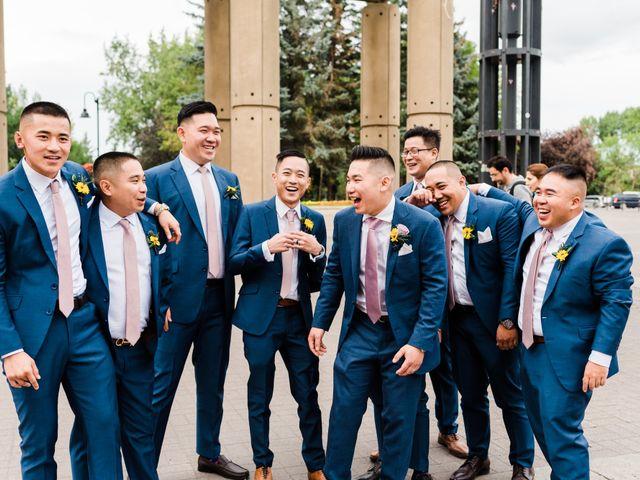 Charlie and Anita's wedding in Calgary, Alberta 18