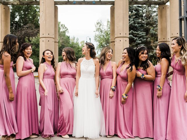 Charlie and Anita's wedding in Calgary, Alberta 19