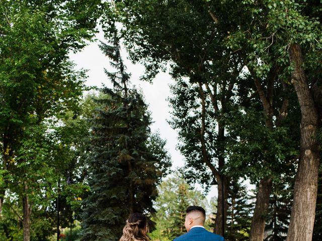 Charlie and Anita's wedding in Calgary, Alberta 2