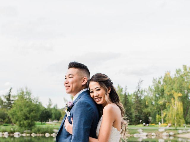 Charlie and Anita's wedding in Calgary, Alberta 21