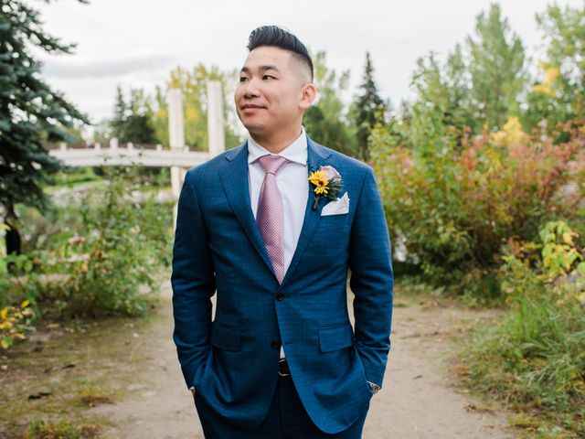 Charlie and Anita's wedding in Calgary, Alberta 22