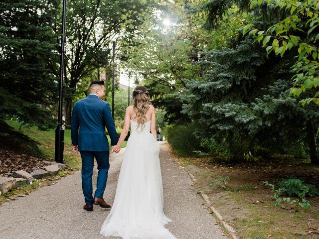 Charlie and Anita's wedding in Calgary, Alberta 24
