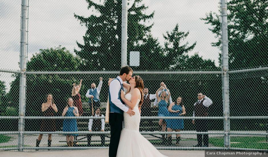 Craig and Jaime's wedding in Brantford, Ontario