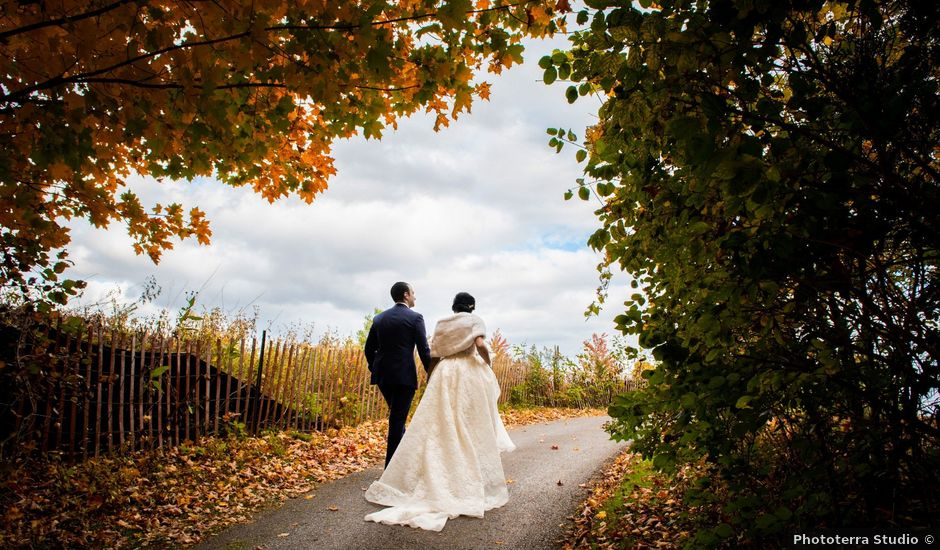 Pouya and Parnian's wedding in Toronto, Ontario