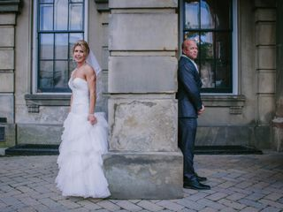 The wedding of Bobbie and Rex