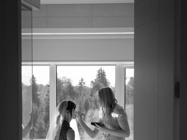 Denzil and Jessica's wedding in Edmonton, Alberta 4