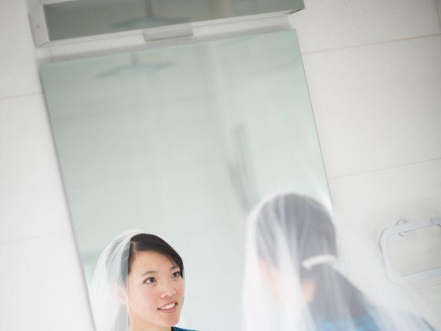Denzil and Jessica's wedding in Edmonton, Alberta 5