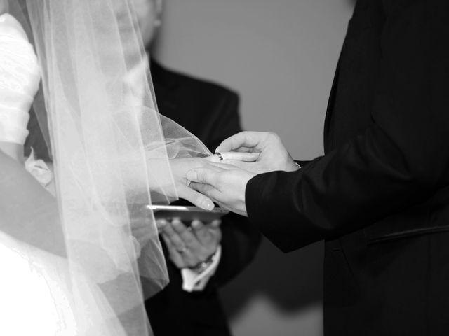 Denzil and Jessica's wedding in Edmonton, Alberta 11