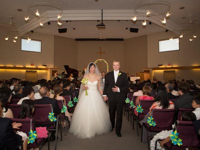Denzil and Jessica's wedding in Edmonton, Alberta 12