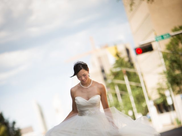 Denzil and Jessica's wedding in Edmonton, Alberta 17