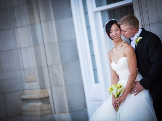 Denzil and Jessica's wedding in Edmonton, Alberta 19