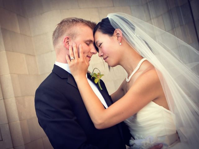 Denzil and Jessica's wedding in Edmonton, Alberta 2