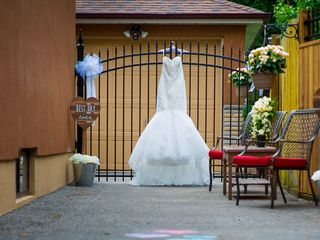 The wedding of Sabrina and Amer 1