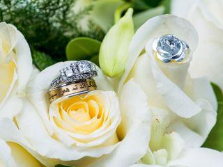 The wedding of Sabrina and Amer 3