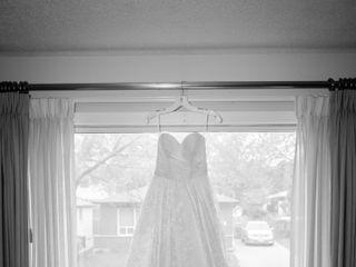 The wedding of Clara and Tony 1
