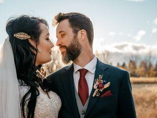 The wedding of Chad and Kalia
