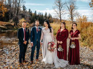 The wedding of Chad and Kalia 3