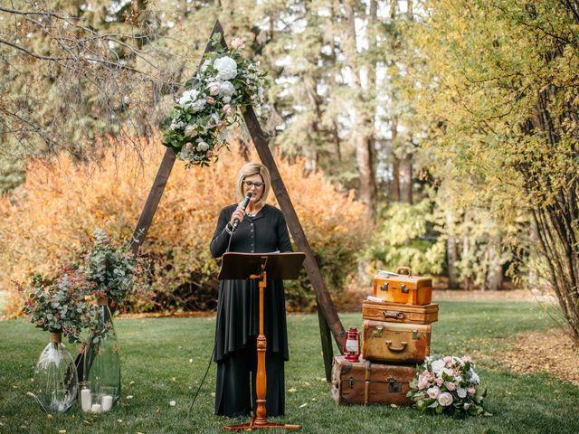 Kalia and Chad's wedding in Calgary, Alberta 16