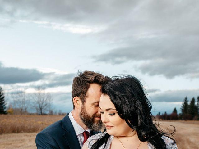 Kalia and Chad's wedding in Calgary, Alberta 20