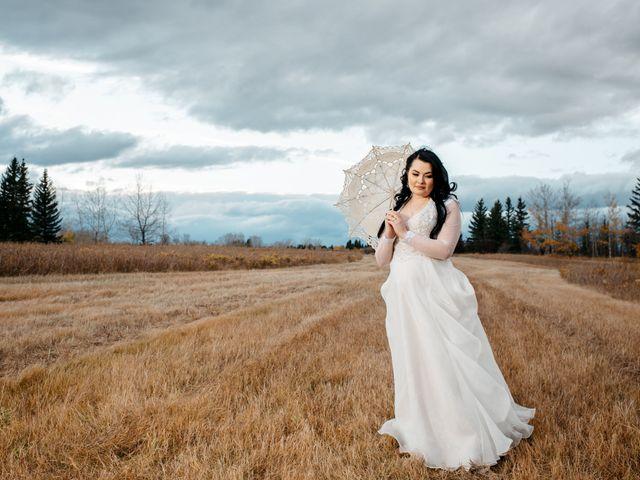Kalia and Chad's wedding in Calgary, Alberta 23