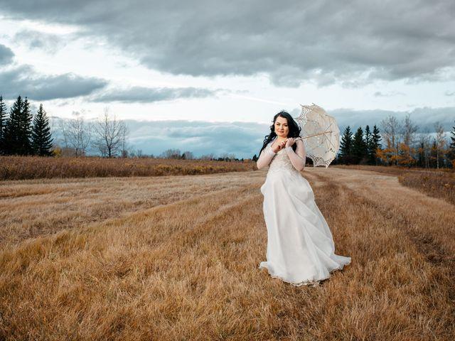 Kalia and Chad's wedding in Calgary, Alberta 25