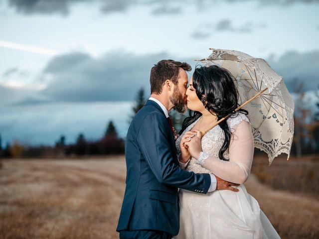 Kalia and Chad's wedding in Calgary, Alberta 28
